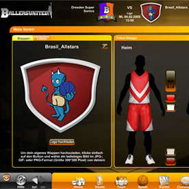 Ballersunited Screenshot 3